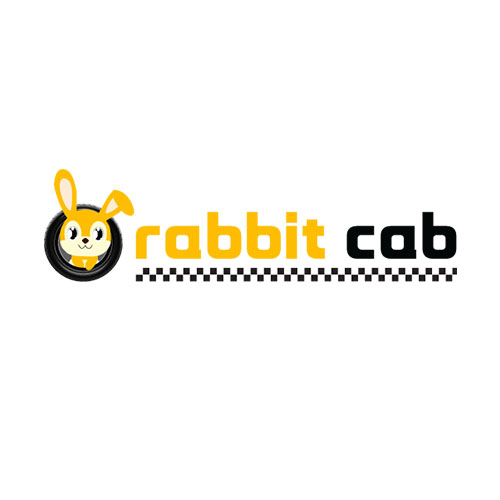 Rabbit Cab logo